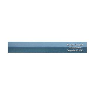 St- Luciahorizont-Blau-Ozean