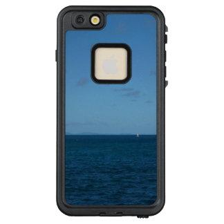 St- Luciahorizont-Blau-Ozean LifeProof FRÄ' iPhone 6/6s Plus Hülle
