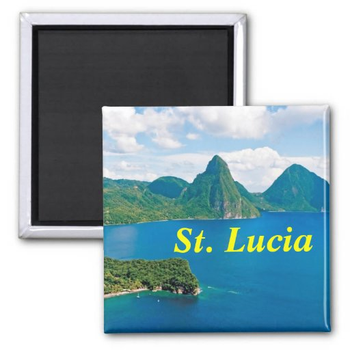 St- Luciamagnet Magnete