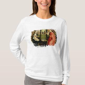 St Luke, das ein Porträt der Jungfrau zeichnet T-Shirt