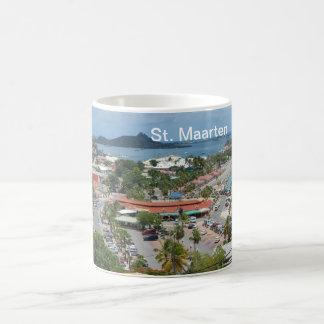 St. Maarten - Marigot Bucht Kaffeetasse