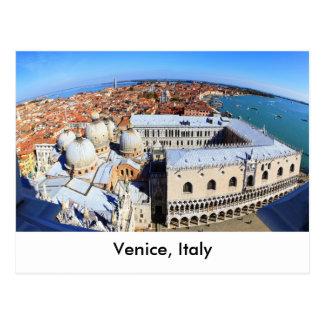 St Mark Basilika, Venedig Postkarte