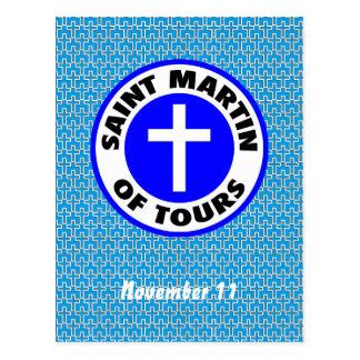 St Martin von Ausflügen Postkarte