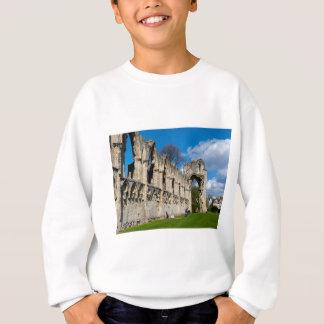 St Mary Abby, York-Museum Sweatshirt