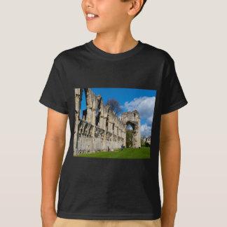 St Mary Abby, York-Museum T-Shirt
