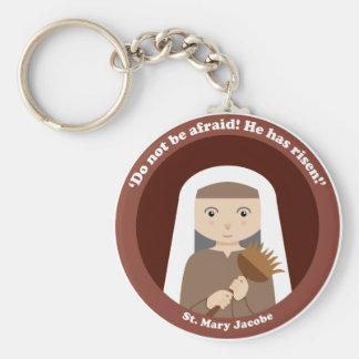 St Mary Jacobe Schlüsselanhänger