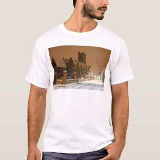 St Mary Kirche Acton T-Shirt