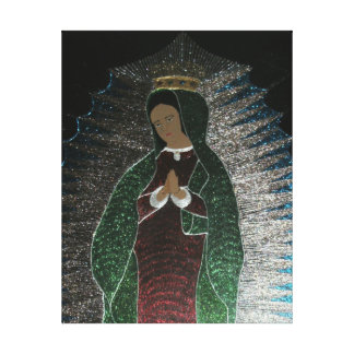 St Mary Leinwanddruck