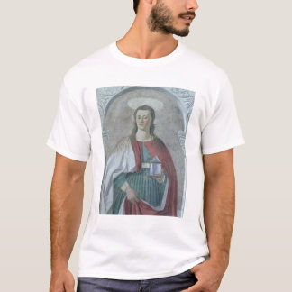 St Mary Magdalene, 1466 (Fresko) (Detail) (sehen T-Shirt