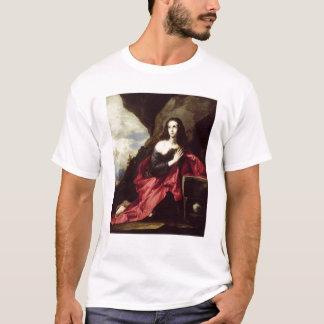 St Mary Magdalene oder St. Thais in der Wüste T-Shirt