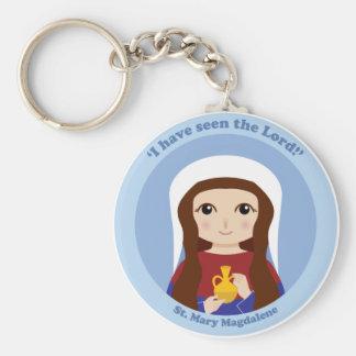 St Mary Magdalene Schlüsselanhänger