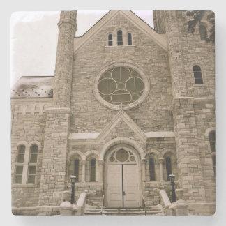 St Mary, Middlebury, Vermont Steinuntersetzer