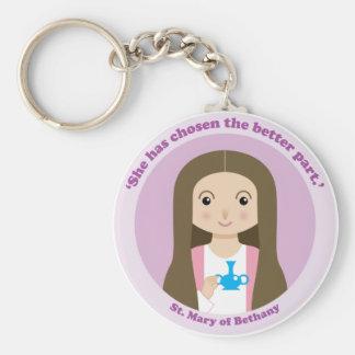 St Mary von Bethany Schlüsselanhänger