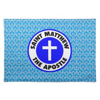 St Matthew der Apostel Tischset