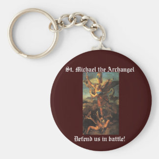 St Michael der Erzengel Schlüsselbänder