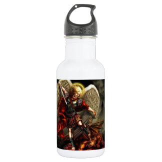 St Michael der Erzengel Trinkflasche