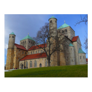 St Michael Hildesheim, St Michael Kirche Postkarten