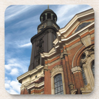St. Michaelis Kirche Getränkeuntersetzer