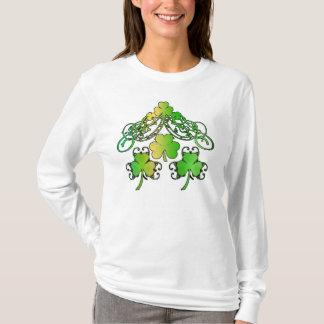 St Patrick Entwurf T-Shirt