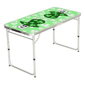 St Patrick Pilz Pong Tabelle Beer Pong Tisch