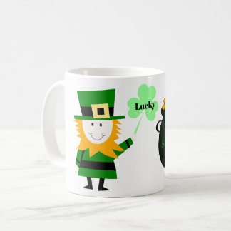 St Patrick; s-Tagesirishcoffee-Tasse Kaffeetasse