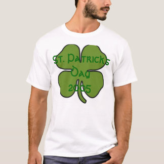 St Patrick Tag 2005 T-Shirt