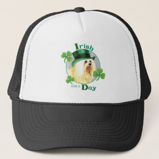 St Patrick Tag Havanese Truckerkappe
