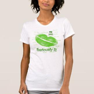 St Patrick Tag - ich bin ernsthaft irisch T-Shirt