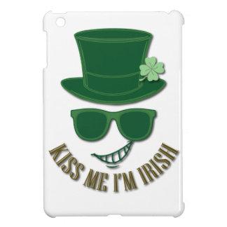 St Patrick Tag küssen mich, den ich irisch bin iPad Mini Hülle