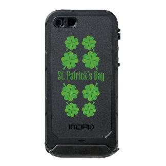 St Patrick Tag mit Klee Incipio ATLAS ID™ iPhone 5 Hülle