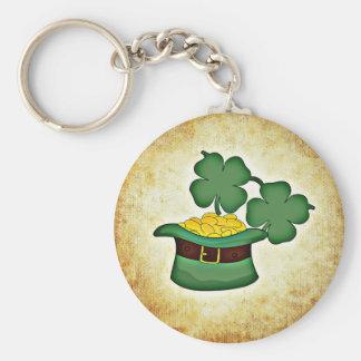 St Patrick Tag Schlüsselanhänger