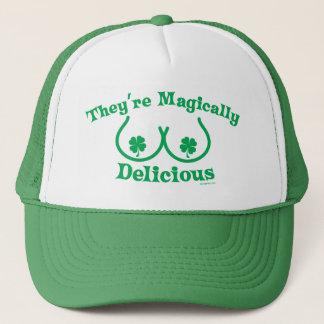 St Patrick Tag   sind sie magisch köstlich Truckerkappe