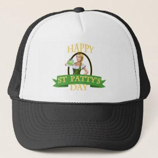 St Patrick Tag Truckerkappe