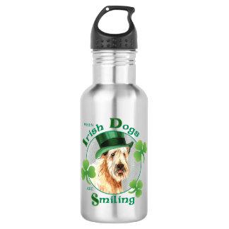 St Patrick Tag Wheaten Terrier Trinkflasche