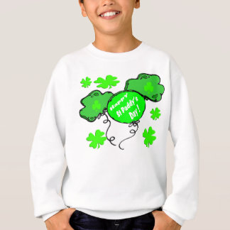 St Patrick Tagesballone Sweatshirt