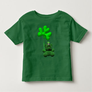 St Patrick Tagesbärn-Kleinkind-T - Shirt