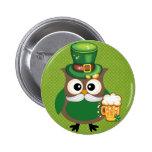 St Patrick Tageseule Button
