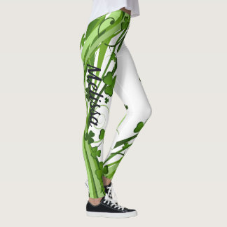 St Patrick Tagesgamaschen-Heiliger Patrick-Hosen Leggings