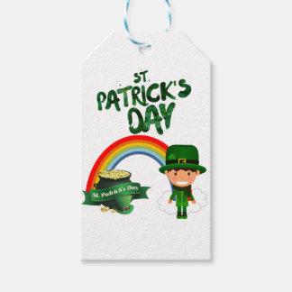 St Patrick Tagesgeschenke Geschenkanhänger