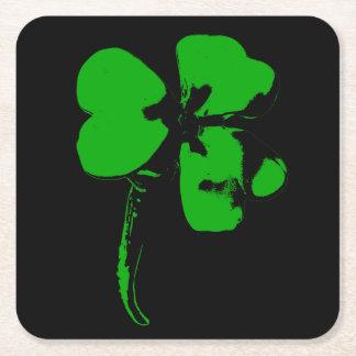 St Patrick Tagesgrün-Klee - Untersetzer
