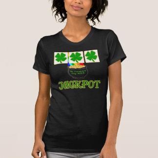 St Patrick TagesJackpot T-Shirt