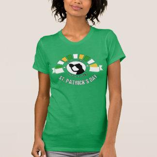 St Patrick Tagesnicht einfaches Sein grünes T-Shirt