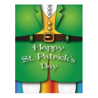 St Patrick Tagespostkarte Postkarte