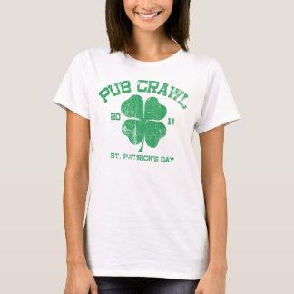 St Patrick Tagespub-Schleichen-T - Shirt 2011