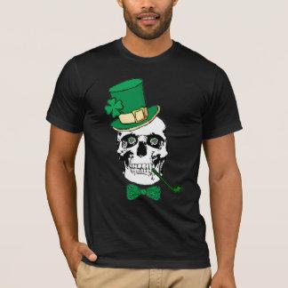 St Patrick Tagesschädel-Shirt T-Shirt