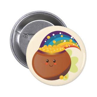 St Patrick Tagesschatz Runder Button 5,1 Cm