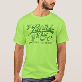 St Patrick TagesShirt T-Shirt