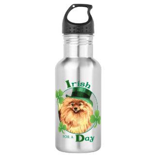 St Patrick TagesSpitz Trinkflasche