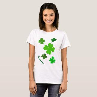 St Patrick Tagest-shirt für Frauen T-Shirt