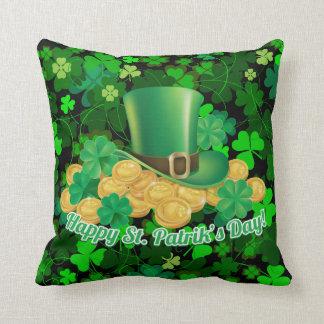 St Patrick Wahlen Tag27 Kissen